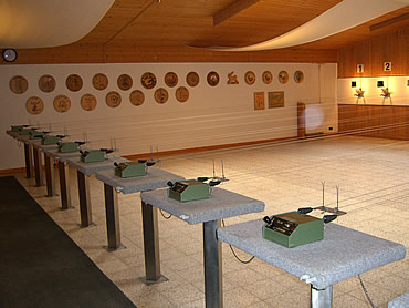 Luftgewehr-Schießstand Schützenverein Miltenberg
