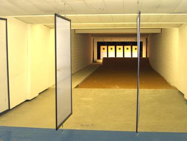 Schießstand Sportpistole Schützenverein Miltenberg
